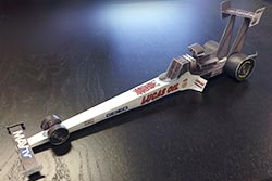 Morgan Lucas Dragster