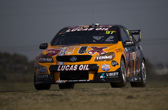 Van Gisbergen and Webb set to shine in V8 enduros