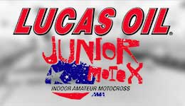 Monster Energy Named Presenting Sponsor of Inaugural Lucas Oil JuniorMotoX