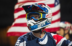Travis Pastrana Rel Lucas Oil Junior MotoX Guthrie, OK May 12-14
