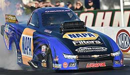 THE NHRA PACIFIC DIVISION OPENS AT WILD HORSE PASS MOTORSPORTS PARK
