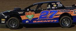 Racing veteran Barnett looks to move up in Lucas Oil Speedway Street Stock class