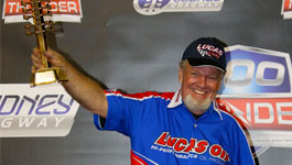Gary Phillips Ready For Historic 50th Winternationals