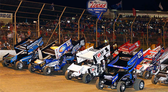 Live streaming for Lucas Oil Grand Annual Sprintcar Classic launched