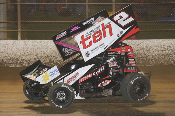 Tatnell wins Lucas Oil Classic opener while Madsen leads the points