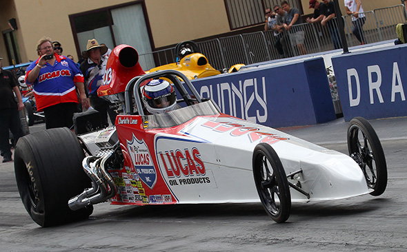 Matt Forbes doubles up in quest for Winternationals