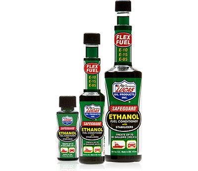 Safeguard™ Ethanol Fuel Conditioner With Stabilizers