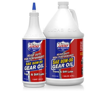 Heavy Duty 80W-90 Gear Oil